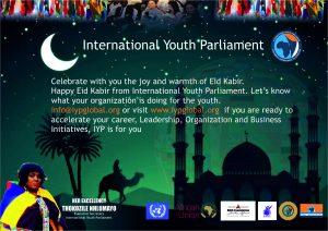 Eid-El-Kabir: Nwadigos Congratulates Muslims, calls for Tolerance and Peaceful Co-existence Globally