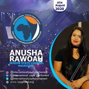 Anusha Rawoah