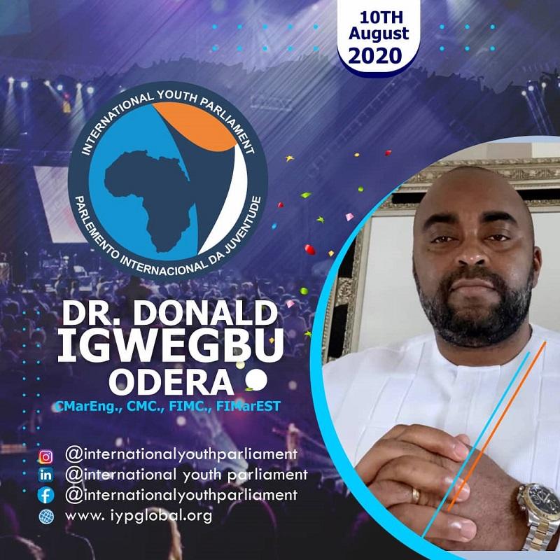 Dr. Donald Igwegbu